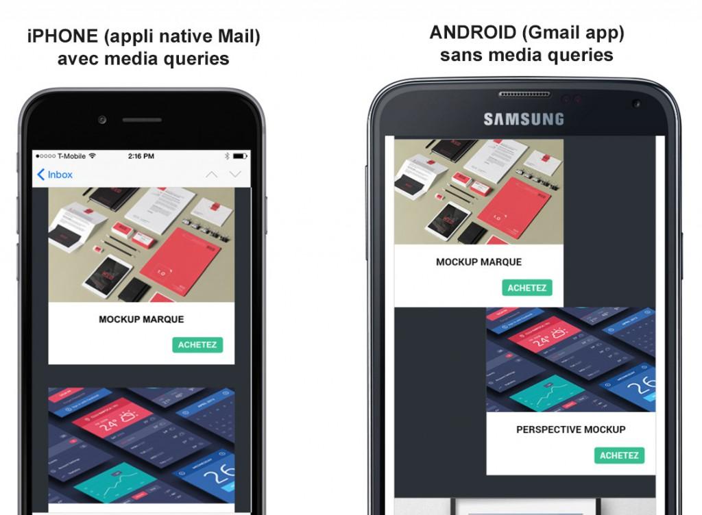 Bug gmail app